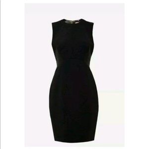 Ted Baker Textured TAALID Black Dress